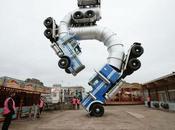Banksy Unveils Dismaland Theme Park Weston-super-Mare