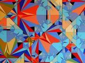 Artist Spotlight: Michael Begenyi's Color Rich, Geometric Paintings