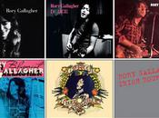 Rory Gallagher: 40th Anniversary Re-issues