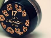 Review: Wild Metallics Eyes- Nude