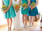 Festive Colorful Wedding Full Accents