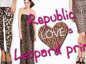 Leopard Print Love from Republic