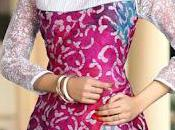 Multicolored Batik Silk Tunic