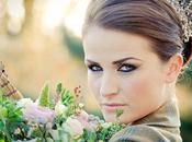 Tweed Bridal Shoot Wedding Blog
