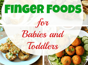 Baby Finger Food Recipes Weaning