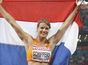 Speed Machine Dafne Schippers Wins 200M Beijing