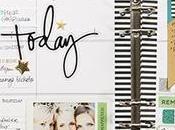 Planning...with Brand Heidi Swapp Sticker Set!