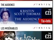 Tickets London Show Using TodayTix Your Smartphone
