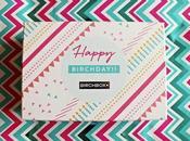 Happy Birthday Birchbox September 2015