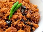 Kozhi Thoran/Chicken Thoran (Chicken Stir Fried with Grated Coconut)...pet Names!!