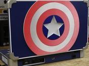 Captain America Iron Themed Xbox Laptops