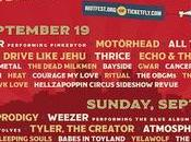 Riot Fest 2015 Toronto We're Excited