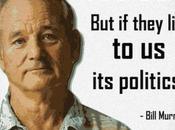 Bill Murray Message Hillary