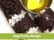 Ragi Puttu Recipe Babies, Toddlers Kids