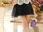 Playfully Vibrant Short Dresses Enhance Your Beauty