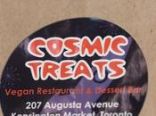 Cosmic Treats Kensington Market Vegan Eats