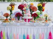 Summer Carnival Confetti Party Style Celebration