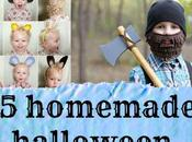 Homemade Halloween Costumes Kids