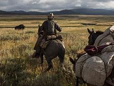 Across Yellowstone Horseback Heal Deep Wounds