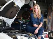 Halford's First Motoring Workshop Women