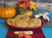 Monster Pumpkin Butterscotch Cookies #cookieofthemonth