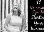 No-Nonsense Tips Starting Your Business (The Complete Guide Career Change: Part