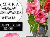 Shortlisted Amara Interior Blog Awards!