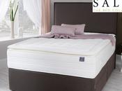 Stocking Salus Beds!