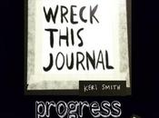 Wreck This Journal–Pages 62-65: Doodle, Golf