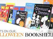 What's Halloween Bookshelf?