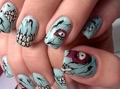 Halloween Inspired Manicures