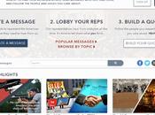 Meet Sean Beilat BuildQuorum: Sending Messages Representatives Individuals