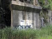 Friday Fotos: Some Modest Graffiti Under Arches