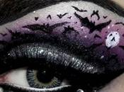 Halloween Makeup That Makes Eyes You.