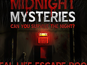 You're Invited The#VPARTYSERIES MIDNIGHT MYSTERIES: Survive?