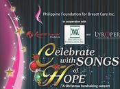 Celebrate with Songs Hope: Christmas Fundraising Concert Jose Mari Chan