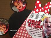 Invitation Minnie Mouse Theme