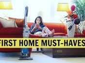 First Home Must-Haves