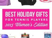 Best Holiday Gifts Tennis Players 2015 Women's Edition