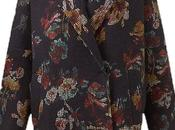 Monday Must Needle Punch Floral Coat