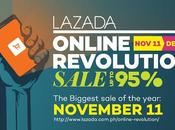 Lazada Online Revolution: Biggest Sale Event Year Starts November 2015