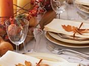 Rustic Thanksgiving Table Settings