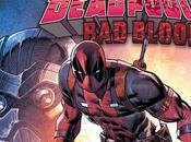 Liefeld Returns Marvel Deadpool: Blood 2016