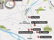 Latest Updates Details Location, Attack Stype Victim Count Paris Terrorist Attacks