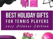 Best Holiday Gifts Tennis Players 2015 Fitness Edition