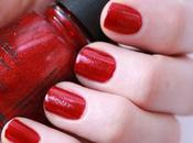 #ManiMonday China Glaze Ruby Pumps Quick Update