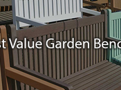 Best Value Garden Benches 2016