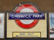 Chiswick Park Station