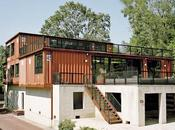 Shipping Container Home Pennsylvania Embraces Rugged Industrial Origins