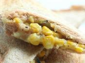 Corn Cheese Chilli Toatsie